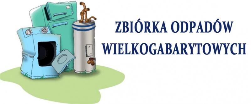Ilustracja do informacji: Bezpłatny odbiór odpadów wielkogabarytowych